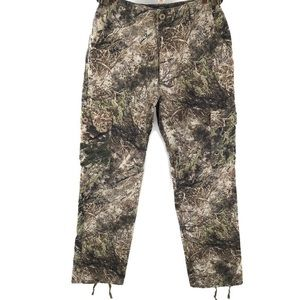 Cabela's Men's Camo Straight Leg Cargo Pants 32Reg